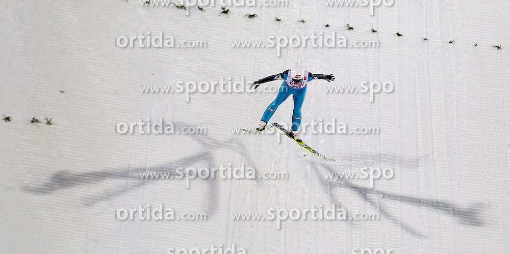 26.02.2015, Lugnet Ski Stadium, Falun, SWE, FIS Weltmeisterschaften Ski Nordisch, Skisprung, Herren, Finale, im Bild Manuel Poppinger (AUT) // Manuel Poppinger of Austria during the Mens Skijumping Final of the FIS Nordic Ski World Championships 2015 at the Lugnet Ski Stadium, Falun, Sweden on 2015/02/26. EXPA Pictures © 2015, PhotoCredit: EXPA/ JFK