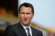Derby County manager Darren Wassall during the Sky Bet Championship match between Wolverhampton Wanderers and Derby County at Molineux, Wolverhampton, England on 27 February 2016. Photo by Alan Franklin.