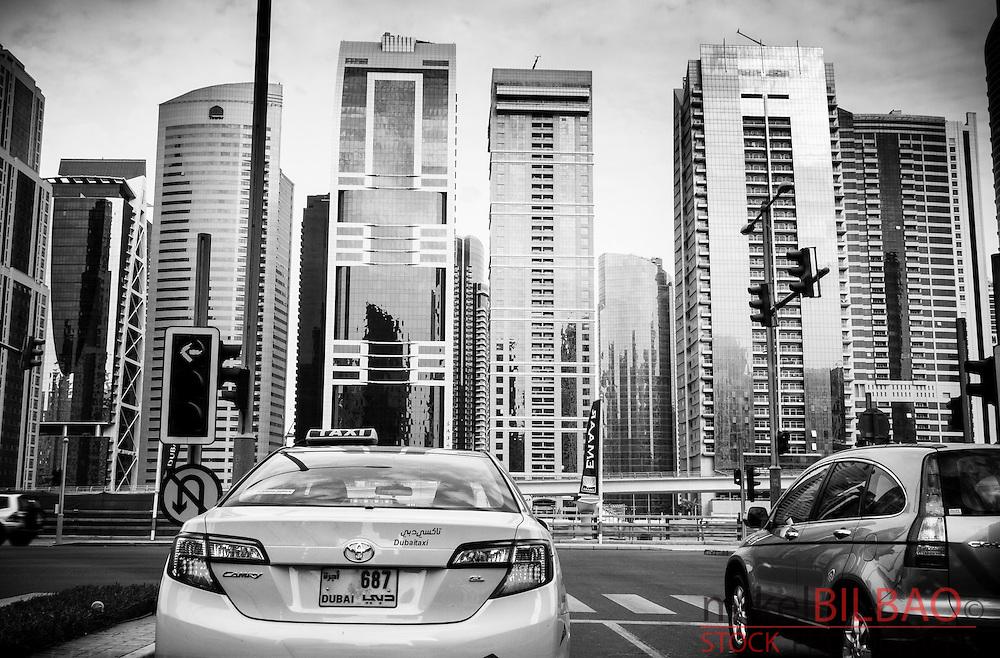 Dubai. United Arab Emirates.