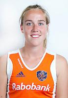 AMSTELVEEN - Daphne vd Velden, speler Nederlands hockeyteam.  KNHB COPYRIGHT KOEN SUYK