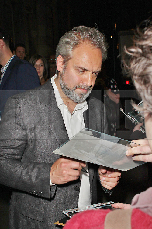 © London News Pictures. 25/06/2013. London, UK.  Sam Mendes at the Charlie and the Chocolate Factory - Opening Night After Party . Photo credit: Brett D. Cove/LNP