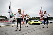 September 30- October 2, 2015: Lamborghini Super Trofeo, Road Atlanta. Lamborghini grid girls
