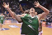 DESCRIZIONE : Milano Coppa Italia Final Eight 2013 Finale Cimberio Varese Montepaschi Siena<br /> GIOCATORE : Ortner Benjamin<br /> CATEGORIA : fallo curiosita<br /> SQUADRA : Montepaschi Siena<br /> EVENTO : Beko Coppa Italia Final Eight 2013<br /> GARA : Cimberio Varese Montepaschi Siena<br /> DATA : 10/02/2013<br /> SPORT : Pallacanestro<br /> AUTORE : Agenzia Ciamillo-Castoria/GiulioCiamillo<br /> Galleria : Lega Basket Final Eight Coppa Italia 2013<br /> Fotonotizia : Milano Coppa Italia Final Eight 2013 Finale Cimberio Varese Montepaschi Siena<br /> Predefinita :