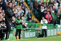 16/08/14 SCOTTISH PREMIERSHIP<br /> CELTIC v DUNDEE UTD<br /> CELTIC PARK - GLASGOW<br /> Celtic manager Ronny Delia