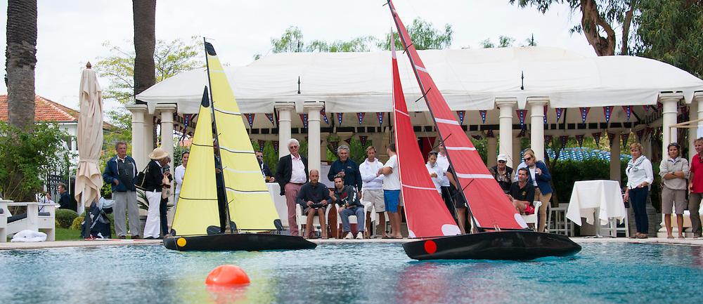 Centenary Trophy 2013, Macht Race