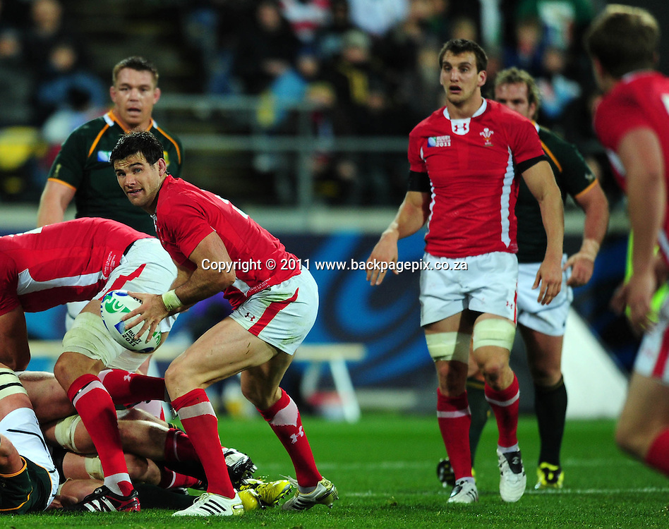 Scott Williams of Wales <br /> &copy; Barry Aldworth/Backpagepix