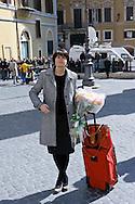 Roma 16 Marzo2013.Montecitorio, secondo giorno della  XVII legislatura..Paola Bragantini, deputato del Partito Democratico.
