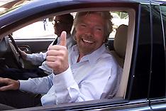 Richard Branson 2000