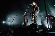 Photos of the Icelandic band Sigur Ros performing live for Iceland Airwaves Music Festival at Laugardagshollin in Reykjavik, Iceland. November 4, 2012. Copyright © 2012 Matthew Eisman. All Rights Reserved.