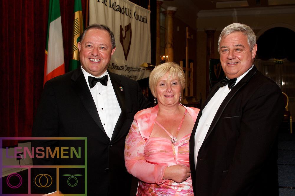 Council&rsquo;s MidSummer Gala Dinner at Dublin,<br />   <br /> Mr. Donard Gaynor,Prez<br /> Mrs.Kevina Gaynor,<br /> Mr. Desmond Gaynor,