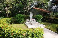 Grave in Biran, Holguin, Cuba.
