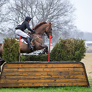 Waylon Roberts and Lancaster at Pine Top Advanced Horse Trials in Thomson, GA.