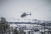 Teton County Search and Rescue Helicopter_Rock Springs Rescue_ Feb 1st 2016