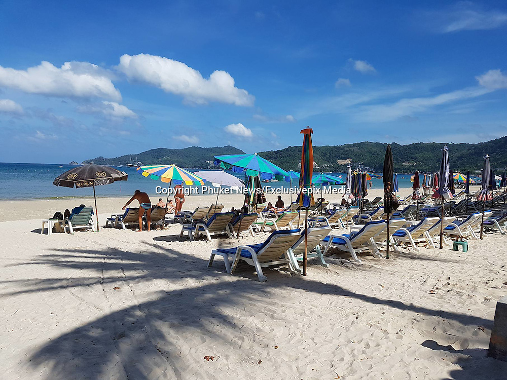 "Sunbed's are back  on Patong Beach as Patong Mayor confirms it bring happiness to tourists<br /> <br /> Sun loungers returned to Patong Beach under a new campaign driven by Patong Mayor Chalermluck Kebsup to ""bring happiness to Phuket tourists"".  Workers started unloading the beach chairs and placing them inside the ""10% zones"" at 11am, Mayor Chalermluck confirmed ""Yes, this is first day of beach chairs being brought back to Patong Beach. This has been approved by the Maj Gen Pornsak Poonsawat, Deputy Commander of Royal Thai Army Region 4,"" Mayor Chalermluck said.<br /> The Army Region 4 base in Nakhon Sri Thammarat is the military unit responsible for all of Southern Thailand.<br /> <br /> Gen Pornsak, who last conducted inspection visit to Patong Beach on Feb 10 , was back on Patong Beach to oversee the beach chair restoration in person, Mayor Chalermluck added.<br /> <br /> ""At first, we set out the beach chairs at 11am as a trial, but the tourists saw them and appreciated them and were happy, and they started to sit down using the beach chairs,"" she explained. ""Gen Pornsak saw the good feedback from tourists himself, so I asked him to allow beach chairs to stay on the beach, not just for a trial – and he approved it,"" Mayor Chalerluck said.<br /> <br /> ""This will help tourists to be no longer confused about why sun loungers are not allowed on the beach, and will make it more comfortable for elderly tourists who want to enjoy sitting on the beach,"" she added.<br /> <br /> However, the use of sun loungers on the beach is restricted to the ""10% zones"", which are the only areas on the sand where vendors may provide services, Mayor Chalermluck explained.""In Patong, There is five 10% zones, with 180 umbrellas and 360 beach chairs in each zone,"" she added.<br /> <br /> ""Beach chair rental prices are limited to not more than B200 per a chair,"" she said.<br /> <br /> ""This is in line with the original policy set out in 2014, which allowed beach chairs in the 10% zones only, which is flexible and better for elderly tour"