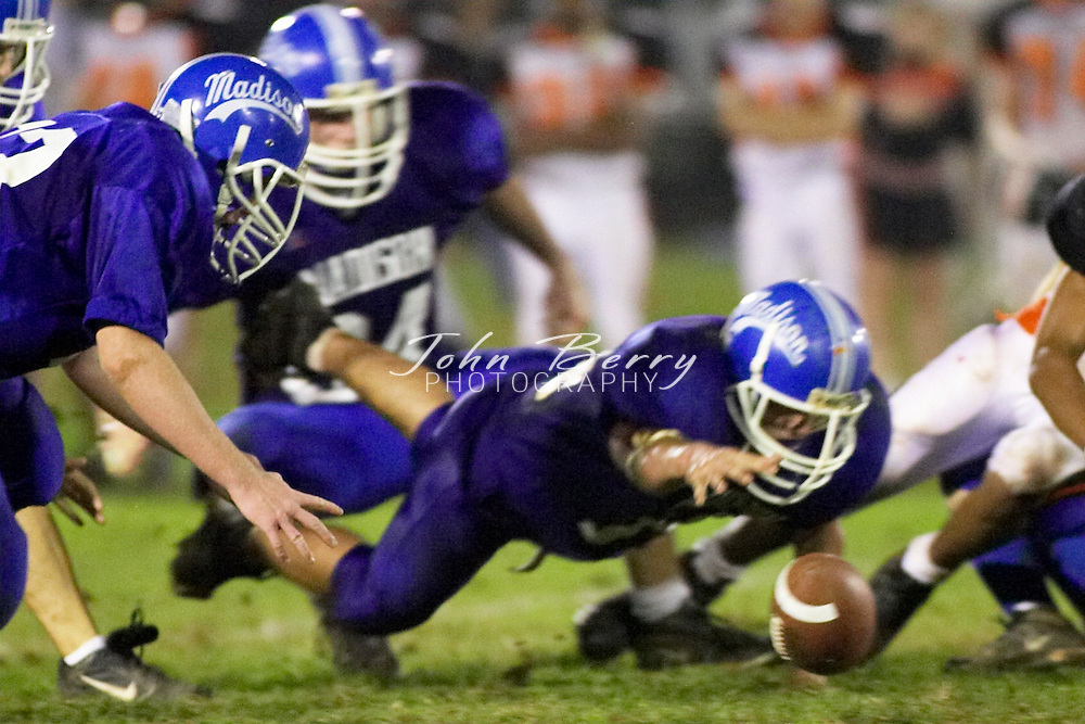 MCHS Varsity Football..vs Bath..October 1, 2004