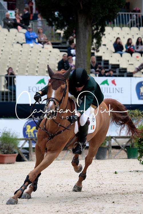 Hanley Cameron (IRL) - Southwind VDL<br /> Gran Premio - 78° Piazza di Siena<br /> Rome 2010<br /> © Hippo Foto - Beatrice Scudo