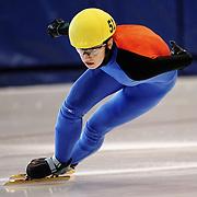 Andrea Dehnke - Short Track Speedskating Photos - 2009 Desert Classic Short Track