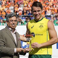 DEN HAAG - Rabobank Hockey World Cup<br /> 38 Final: Australia - Netherlands<br /> Australia wins and is World Champion.<br /> Foto: Jeremy Hayward.<br /> COPYRIGHT FRANK UIJLENBROEK FFU PRESS AGENCY