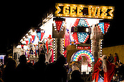 Photograph of Gee Wiz by Hillview JCC at Bridgwater Carnival. Winner of the Juvenile Cart Class at Bridgwater Carnival 2009.