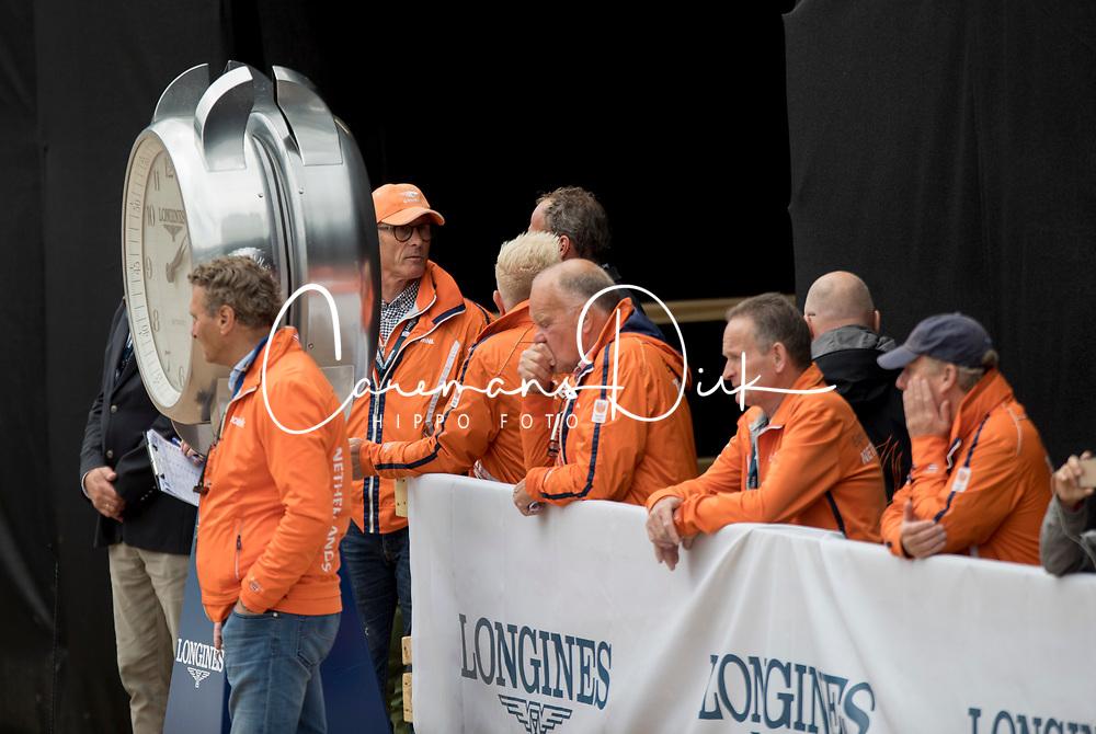 Witte Nico, NED<br /> FEI European Dressage Championships - Goteborg 2017 <br /> &copy; Hippo Foto - Dirk Caremans