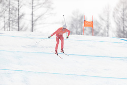 10.02.2018, Jeongseon Alpine Centre, Pyeongchang, KOR, PyeongChang 2018, Ski Alpin, Herren, Abfahrt, Training, im Bild Christoffer Faarup (DEN) // Christoffer Faarup of Denmark during the Mens Ski Alpine Downhill Training of the Pyeongchang 2018 Winter Olympic Games at the Jeongseon Alpine Centre in Pyeongchang, South Korea on 2018/02/10. EXPA Pictures © 2018, PhotoCredit: EXPA/ Johann Groder