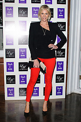 Jenni Falconer Style for Stroke - launch party held at No. 5 Cavendish Square, London, England, October 2, 2012. Photo by Chris Joseph / i-Images.