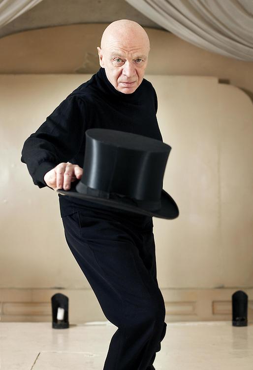 Micha Van Hoecke coreografo, choreographer