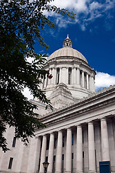 Washington State Legislative Building, state capitol campus complex, Olympia, Washington, United States of America