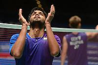 B.Sai Praneeth, India, All England Badminton 2016,