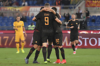 Esultanza Gol Edin Dzeko Roma 3-0 Goal celebration <br /> Roma 16-09-2017 Stadio Olimpico Calcio Serie A 2017/2018 AS Roma - Verona Foto Andrea Staccioli / Insidefoto