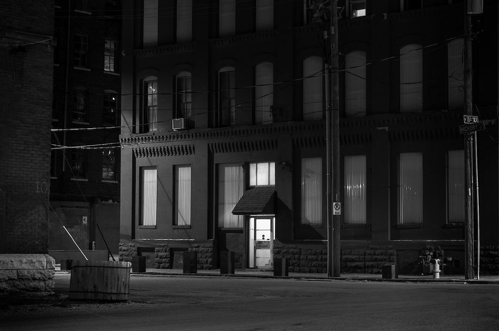 Available Darkness - Photographs of Kansas City at Night by photographer Kirk Decker