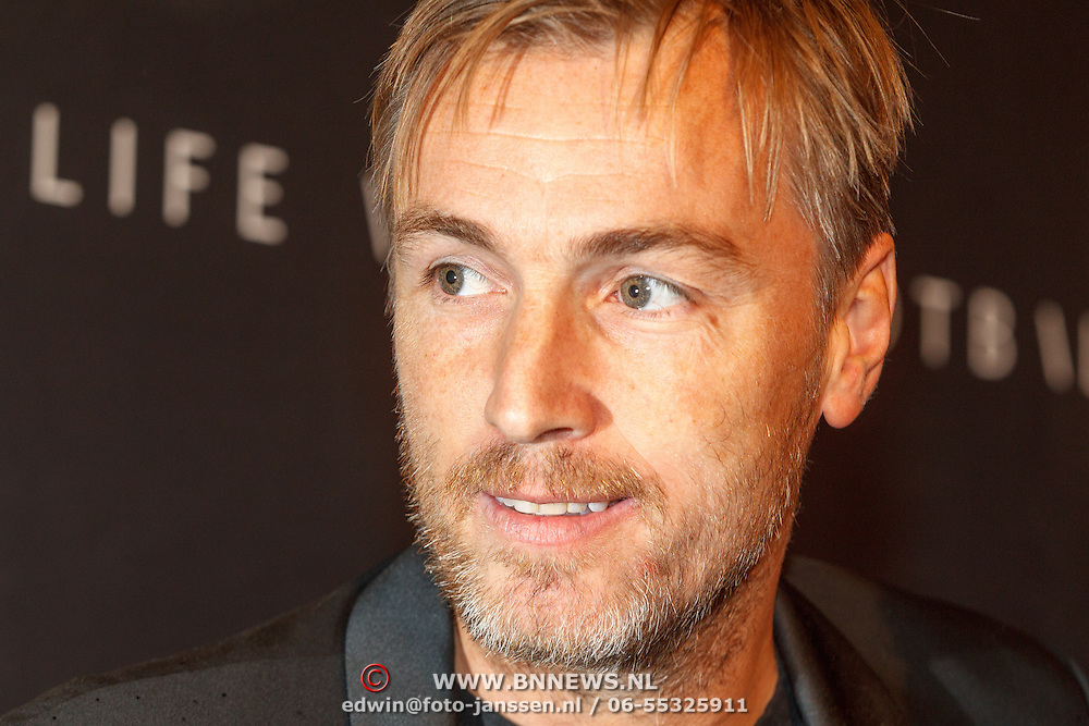 NLD/Amsterdam/20151110 - Life After Football Award 2015, Richard Witschge