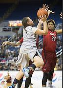 NV Woman's Hoops vs Academy of Art<br /> 11-7-14