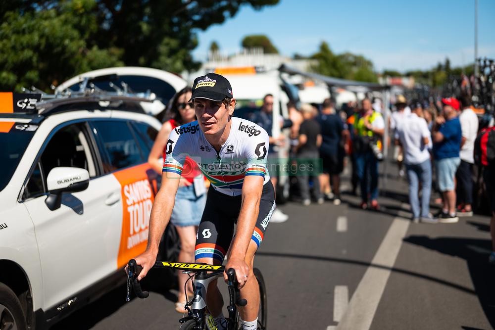 January 20, 2019 - Adelaide, South Australia, Australia - Daryl Impey, Team Mitchelton Scott start of, Stage 6 of the Tour Down Under, Australia on the 20 of January 2019  (Credit Image: © Gary Francis/ZUMA Wire)