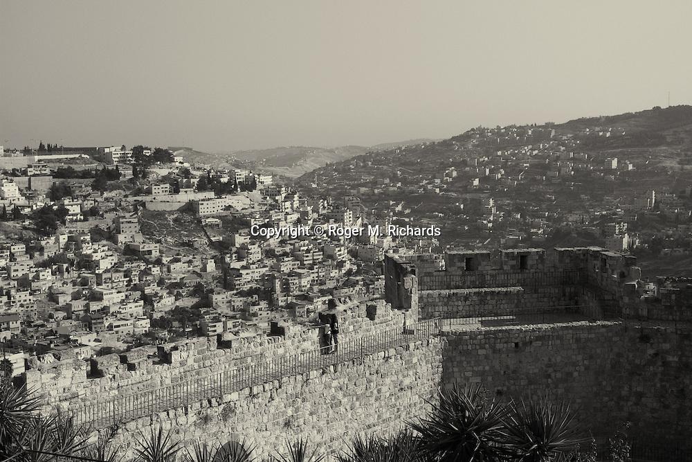 Views of Jerusalem.
