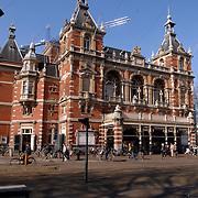 NLD/Amsterdam/20070315 - Stadschouwburg Amsterdam aanzicht Leidseplein