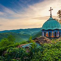 Sokolsky Monastery in Balkan Mountains