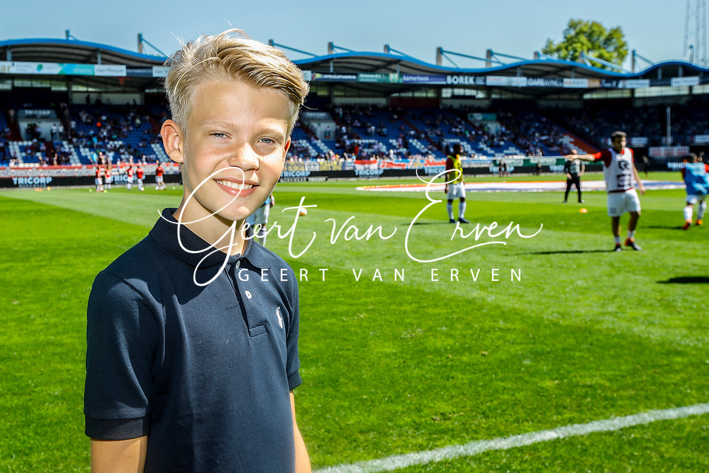 Young Supporterof Willem II