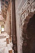 India, Rajasthan, Jodhpur, Mehrangarh fort