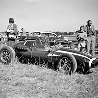 #1 Cooper 45 Alfa (chassis no, F2-22-57), driven by Syd van der Vyver, South African Racing 1960s