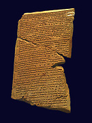 This tablet records observations of the planet Venus, probably made in the reign of Ammisaduqa, King of Babylon, roughly 1000 years before Ashurbanipal.  Modern attempts have been made to use these records to calculate the exact dates of Ammisaduqa's reign however uncertainly persists because the records are inconsistent.