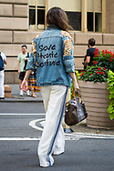 Save Haute Couture Jacket, Outside Victoria Beckham SS2017