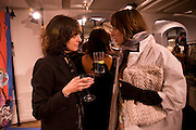 CAMILLA NICKERSON; KIM ANDREOLI The Launch of the Lanvin store on Mount St. Presentation and cocktails.  London. 26 March 2009