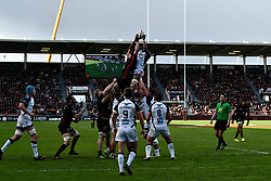 March 18, 2018 - Toulouse, France - Touche Toulouse vs Montpellier (Credit Image: © Panoramic via ZUMA Press)