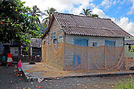 Fishermans house in Yumuri, Guantanamo, Cuba.