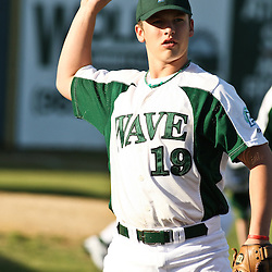 03 March 2009: during a high school baseball game between Central and Ponchatoula at Ponchatoula's ball park.