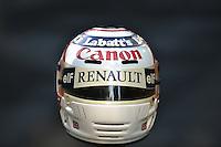 Nigel Mansell, UK, Formula One World Champion and IndyCar Champion