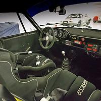 #86, Porsche 911 RSR (1974). 26.07.2015. Silverstone, England, U.K.  Silverstone Classic 2015.