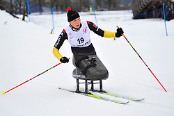 ESKAU Andrea, GER at the 2014 IPC Nordic Skiing World Cup Finals - Long Distance