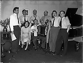 "1952 - ""Music Makers"" recording for the United States."